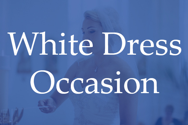 White Dress Occasion